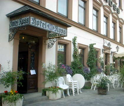 Hotel Ross, Schweinfurt Germany